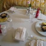 Breakfast-Room service