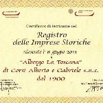 Albergo La Toscana dal 1900