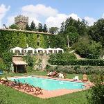 Santa Cristina Castle's Pool