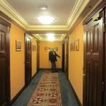 Fifth floor corridor