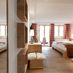 Double room Chalet style with balcony and Matterhorn view - for direct bookers only! (38285569)