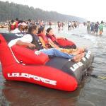 Enjoyable Water Rides at Nagaon Beach