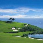 Pelican Hill Golf Club - Ocean North Course Hole 17