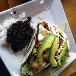 yummy cajun tacos
