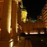 Entrance Palacio Duhau