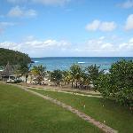 View of Main Beach from Balcony