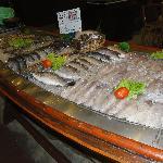 banco del pesce fresco