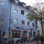 Exterior of the Hotel-Gasthof Schwanen