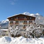 Alphotel Milano inverno