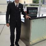 Daniel Alonso - Concierge