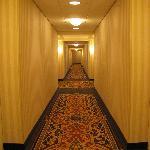 Manchester Homewood hallway