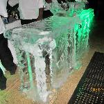 Ice Bar for New Year's
