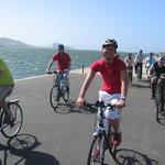 Lisbon - Waterfront Bike Lane Belem
