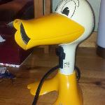 Duck Hairdryer
