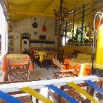 Café da manhã / restaurante