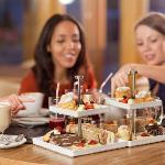 Enjoy afternoon tea at Lowndes Bar & Kitchen
