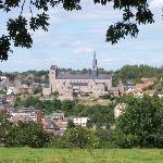 Lobbes - collégiale Saint-Ursmer