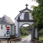 La Portelette (XVIe s.), côté extérieur