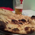 One of the best naan breads ever!