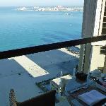 Club Lounge Balcony