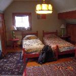 Una delle camere