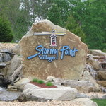 Stormy Point Village New Entrance