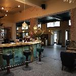 Les Halles, bar