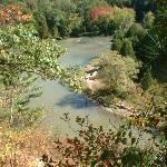 Provincial Park in Autumn