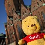 St. Petri Church with Pooh