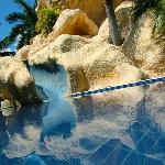 Pool 2 - Tobogan Pool Area