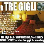 Tre Gigli BB convenienza,qualità,cortesia a Firenze