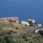 Vila Mia view