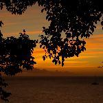 Sunset at Secret Bay