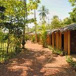 Foto de Dalmanuta Gardens - Ayurvedic Resort & Restaurant