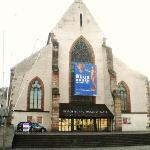 church-turned-museum: highly recommendable