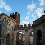 Verona, the city of Romeo&Juliette