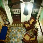 Sitting room, Casa Mariveli