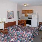 Suites - Kitchenette Room