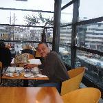 hotel Eurallille breakfast room