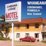 Cabana Lodge Motel