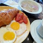 Breakfast at DeliFrance