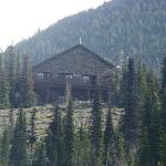 View of the lodge