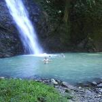 Natural Beauty-Biausevu Waterfall