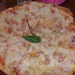 An Italian Hell ville pizza