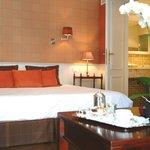 Hotel Prinsenhof Bruges Foto