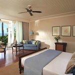 Heritage Le Telfair room Hotel Mauritius: The room