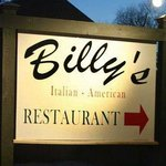 Billy's Italian American Restaurant