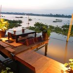 Foto de Baan Rabiang Nam or River Tree House