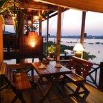 Photo de Baan Rabiang Nam or River Tree House
