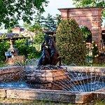 La fontana di Fauno e Ninfa